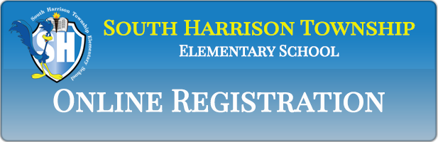 Online Registration Homepage